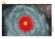 Helix Nebula Carry-all Pouch by Georgeta  Blanaru