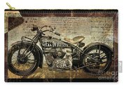 Hell On Wheels Carry-all Pouch