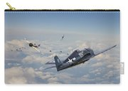 Hellcat F6f - Duel In The Sun Carry-all Pouch