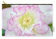 Hellebore Blossom  Carry-all Pouch