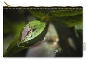 Helleborus Bud Carry-all Pouch