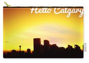 Hello Calgary  Carry-all Pouch