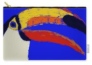 Hello Toucan Carry-all Pouch