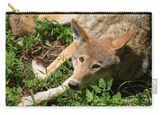 Hello Wolf Carry-all Pouch