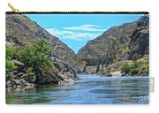 Hells Canyon Dam  Carry-all Pouch