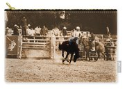 Helluva Rodeo-the Ride 2 Carry-all Pouch