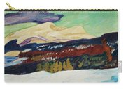 Helmer Osslund, Areskutan Autumn Carry-all Pouch