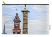 Helsingborg Cityscape Digital Painting Carry-all Pouch