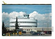 Helsinki - Malmi Airport Building Carry-all Pouch