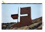 Helsinki Rock Church Cross Carry-all Pouch
