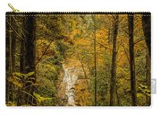 Helton Falls Through The Leaves Carry-all Pouch