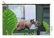 Hemmingway Cats Carry-all Pouch