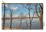 Hempstead Harbor Through The Trees Carry-all Pouch