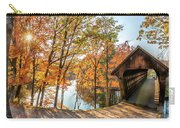 Henniker Covered Bridge Carry-all Pouch