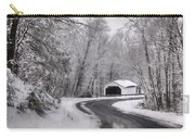 Henningers Farm Covered Bridge Carry-all Pouch