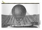 Henri Giffard: Balloon Carry-all Pouch