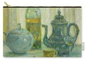 Henri Le Sidaner 1862 - 1939 Still Life Carry-all Pouch