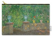 Henri Le Sidaner 1862 - 1939 The Pots Faience Carry-all Pouch