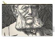 Henrik Ibsen, Norwegian Playwright Carry-all Pouch