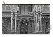 Henry B. Plant Museum Entry Bw Carry-all Pouch