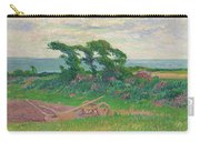 Henry Moret 1856 - 1913 The Plough Carry-all Pouch