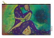 Her Loves Embrace Divine Love Series No. 1006 Carry-all Pouch