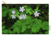 Herb Robert On The Ma At Carry-all Pouch