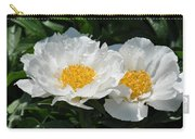 Herbaceous Peony 1 Carry-all Pouch