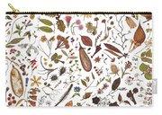 Herbarium Specimen Carry-all Pouch