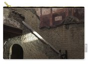 Herculaneum House Wall Art - Murals Mosaics And Arches Carry-all Pouch
