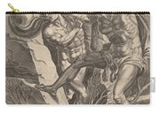 Hercules Killing Cacus Carry-all Pouch