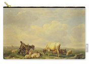 Herdsman And Herd Carry-all Pouch