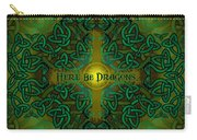 Here Be Dragons Carry-all Pouch