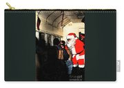 Here Come Santa Carry-all Pouch