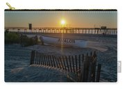 Here Comes The Sun - Avalon New Jersey Carry-all Pouch