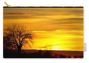 Here Comes The Sunrise Carry-all Pouch