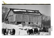 Hereford Barn Bw Carry-all Pouch