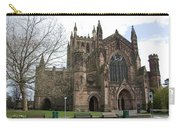 Hereford Cathedral  England Carry-all Pouch