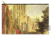 Hereford Cathedral Carry-all Pouch by John William Buxton Knight