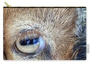 Here's Looking At You Kid - The Truth About Goats' Eyes Carry-all Pouch