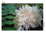 Mushroom Hericium Coralloid Carry-all Pouch