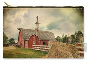 Heritage Village Barn Carry-all Pouch