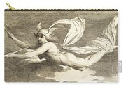 Hermes With Caduceus, 1791 Carry-all Pouch