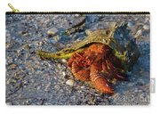 Hermit Crab- Florida Carry-all Pouch