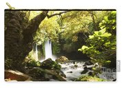 Hermon Stream Nature Reserve Banias Carry-all Pouch