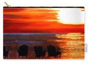 Hernando Beach Carry-all Pouch