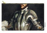 Hernando De Soto Carry-all Pouch