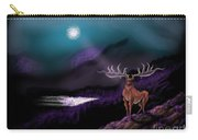 Heroic Landscapes #22- Great Irish Elk Carry-all Pouch