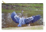 Heron Bank Landing Carry-all Pouch