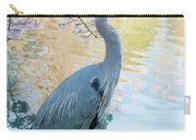 Heron - Beacon Hill Park Carry-all Pouch